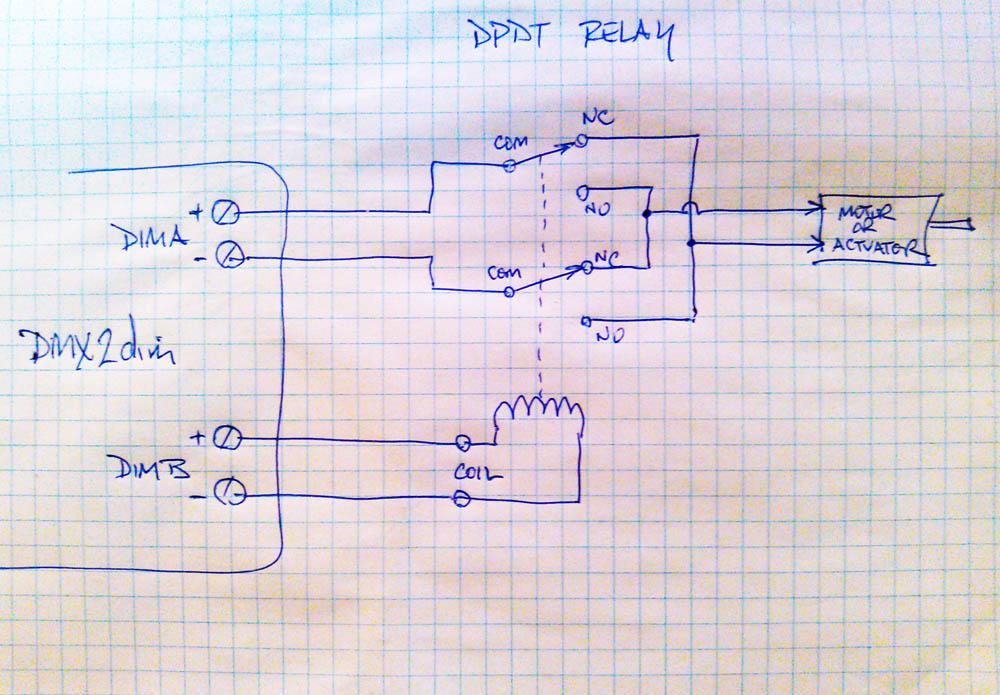 How do I run a DC motor or actuator backward and forward? - RC4 WirelessRC4 Wireless