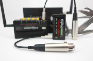 All Series 3 Devices Easily Supply DMX Data.