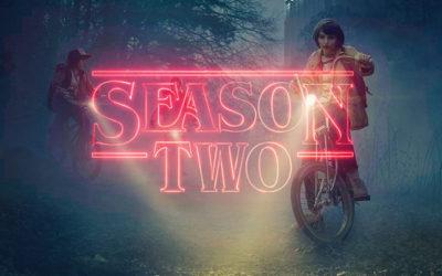 Stranger Things – Netflix