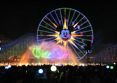 Take your seat at Disney's World of Color