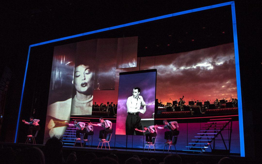 Sinatra Goes Wireless-Twice- in London