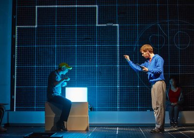 The National Theatre – The Curious Incident of the Dog In The Night