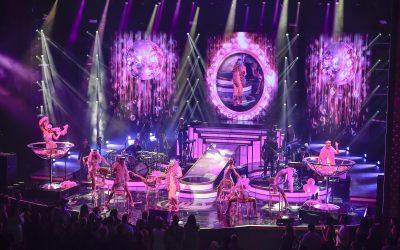 Robbie Williams Live In Vegas