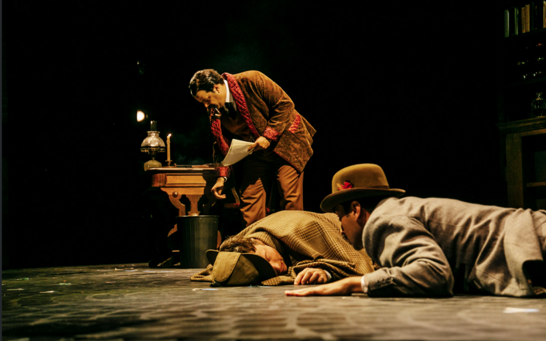 Sherlock Holmes | Geffen Playhouse