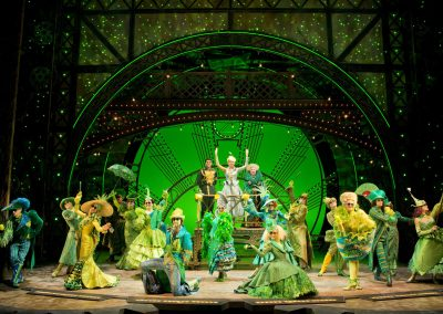 Wicked UK Tour – Defying Gravity (and) Cables Worldwide