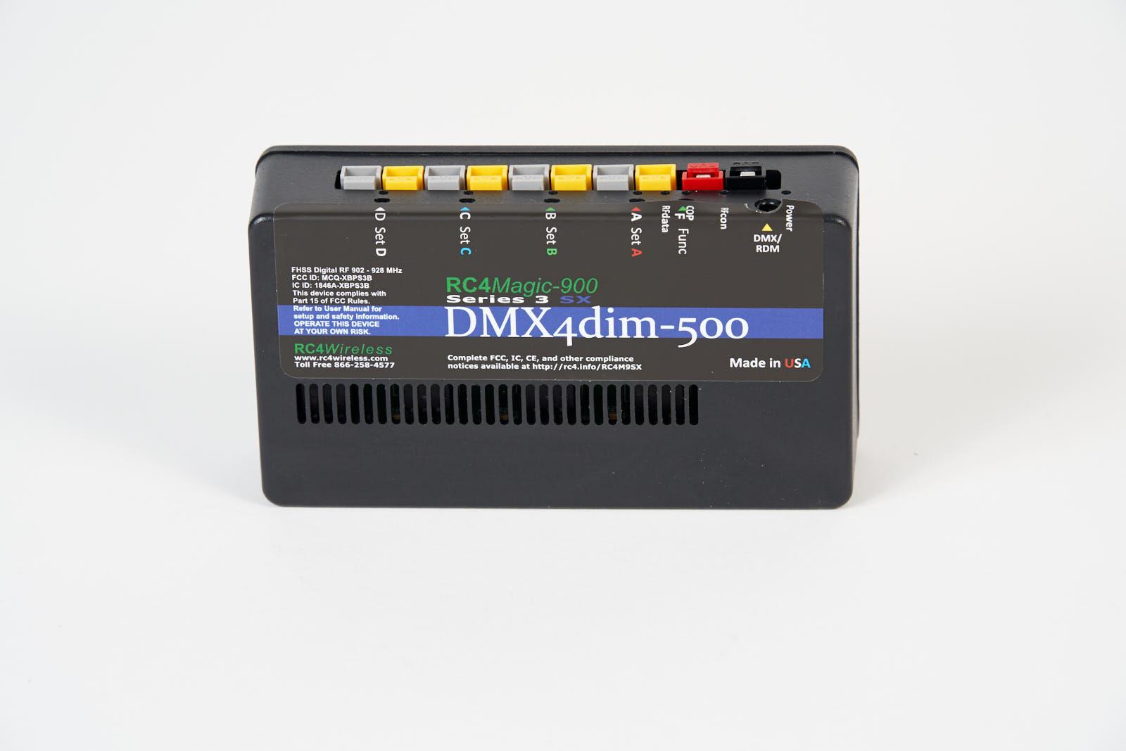 4Dim500 Cover Photo